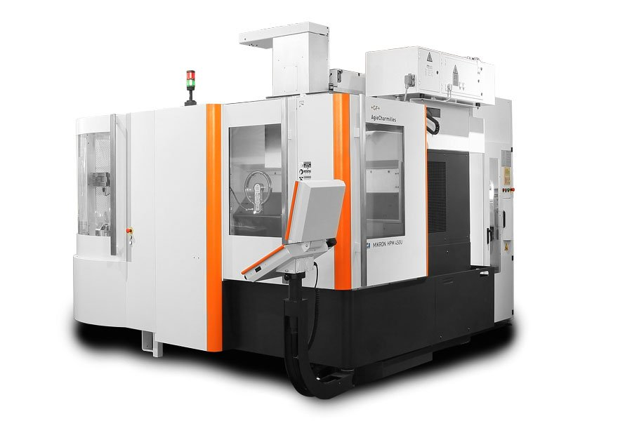 New 5 Axis Machine Tools